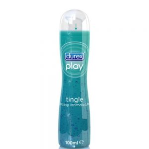 Gel Bôi Trơn Durex Play Tingle 100ml 195,000 đ