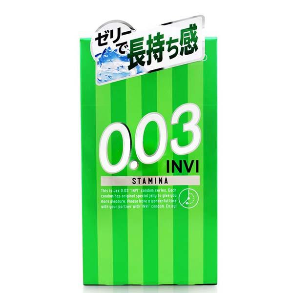 Bao Cao Su Lâu Ra Jex Stamina 003