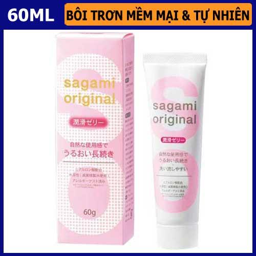 Gel Bôi Trơn Sagami Original Vũng Tàu - Shop bao cao su Cậu Nhỏ