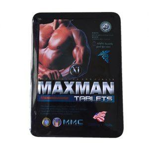 Thuốc Cương Dương Maxman 3800mg Vũng Tàu