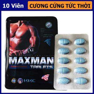 Thuốc Cương Dương Maxman 3800mg