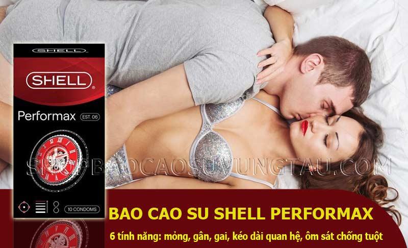 shell performax kéo dài quan hệ - shop bao cao su vũng tàu Cậu Nhỏ