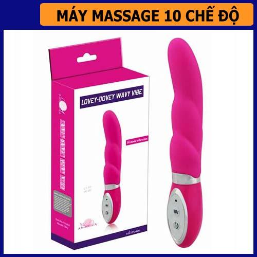 Máy Massage tình yêu Howell Vũng Tàu - shop bao cao su Cậu Nhỏ
