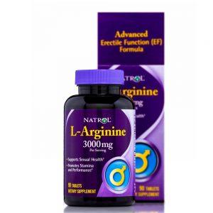 Thuốc Tăng Sinh Lý L Arginine 3000mg