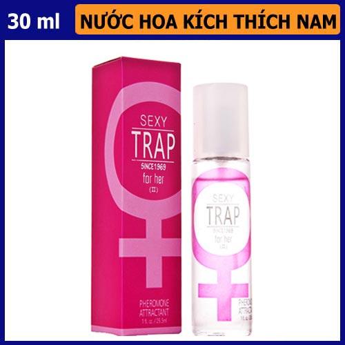 nước hoa kích dục trap - Shop bao cao su vũng tàu Cậu Nhỏ