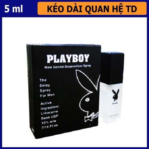 thuốc xịt trị xuất tinh sớm Playboy Vũng Tàu - shop bao cao su vũng tàu Cậu Nhỏ