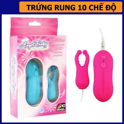 Trứng Rung Angel BaBy Vũng Tàu