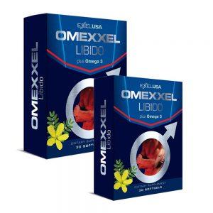 Thuốc tăng cường sinh lý nam giới Omexxel Libido