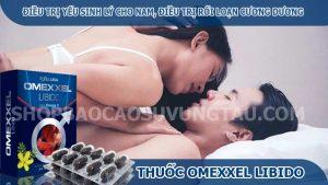thuốc điều trị yếu sinh lý omexxel libido - shop bao cao su vũng tàu Cậu Nhỏ