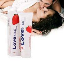 Gel bôi trơn hương dâu Love Kiss