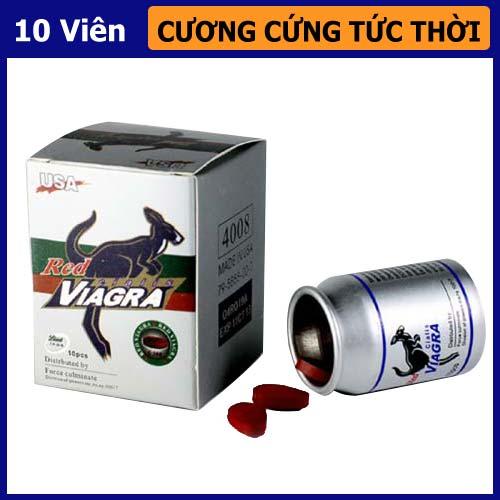 Thuốc hỗ trợ cương cứng Red Viagra