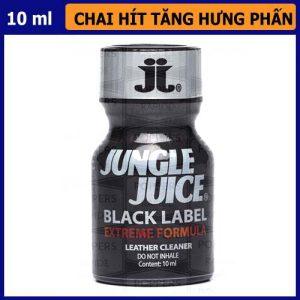 popper jungle juice black label - shop bao cao su cậu nhỏ vũng tàu