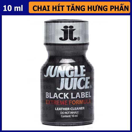 popper jungle juice black label