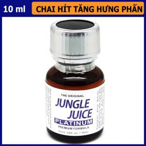 Thuốc hít Popper Jungle Platinum