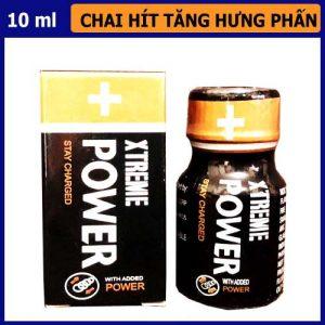 popper xtreme power 10ml - shop bao cao su cậu nhỏ vũng tàu
