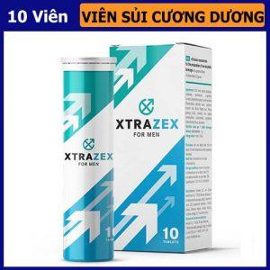 Viên sủi XtraZex tăng cường sinh lý nam giới - shop bao cao su vũng tàu Cậu Nhỏ