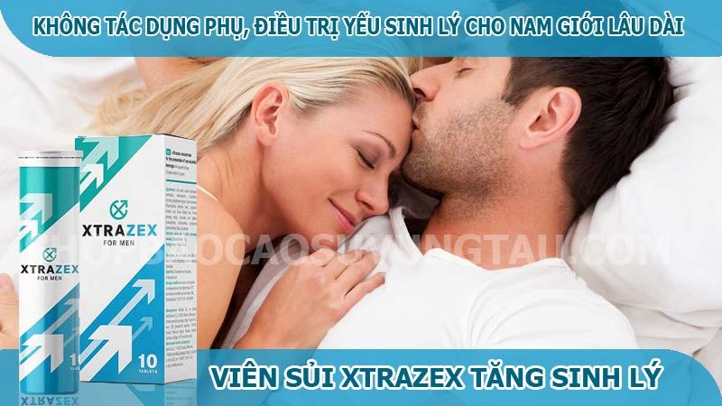 thuốc sủi xtrazex điều trị yếu sinh lý nam - shop bao cao su cậu nhỏ vũng tàu