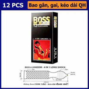 Bao Cao Su Gai Gân Boss