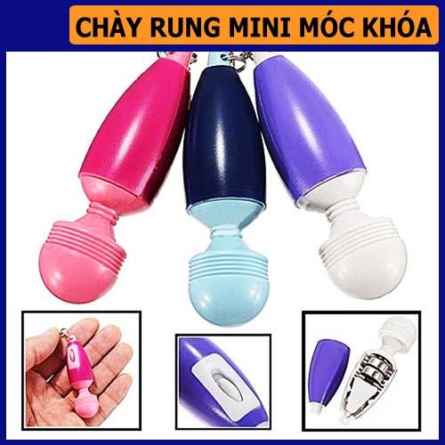 Máy rung mini móc khóa - shop bao cao su vũng tàu Cậu Nhỏ