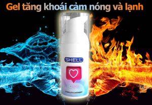 Gel Shell Love tăng khoái cảm
