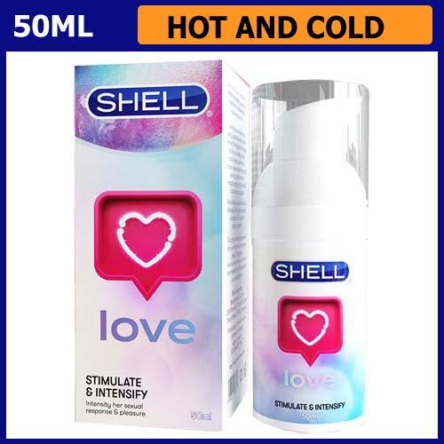 gel tăng khoái cảm shell love - shop bao cao su vũng tàu Cậu Nhỏ