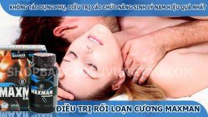 thuốc điều trị rối loạn cương cứng maxman ii - shop bao cao su vũng tàu Cậu Nhỏ